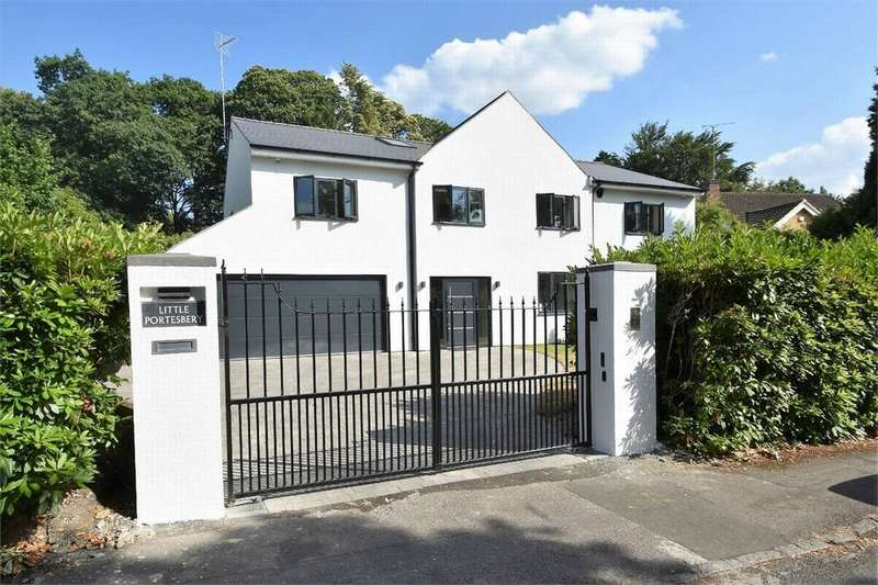 5 Bedrooms Detached House for sale in Portesbery Road, CAMBERLEY, Surrey