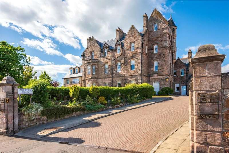 3 Bedrooms Flat for sale in Golf Court, Bank Street, Elie, Leven, KY9