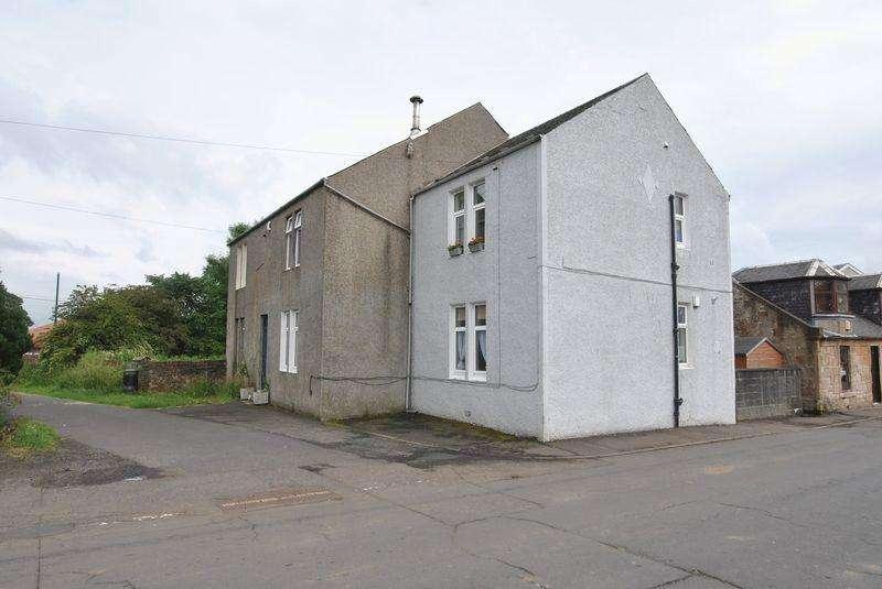1 Bedroom Flat for sale in 14b Grougar Road, Crookedholm, Kilmarnock KA3 6LA