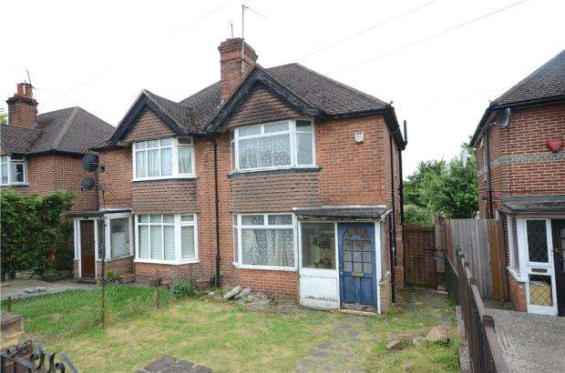 2 Bedrooms Semi Detached House for sale in Elgar Road South, Reading, Berkshire