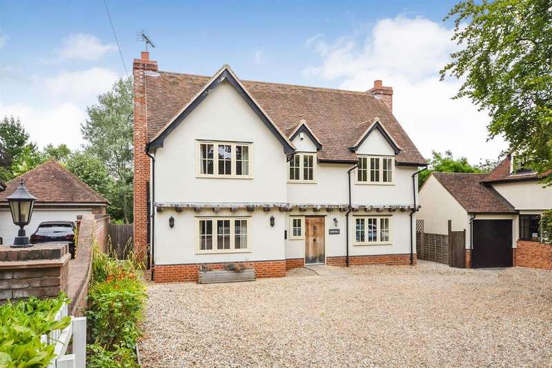 6 Bedrooms Detached House for sale in Colam Lane, Little Baddow