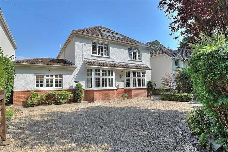 5 Bedrooms Detached House for sale in Lake Road, Hiltingbury, Chandlers Ford, Hampshire