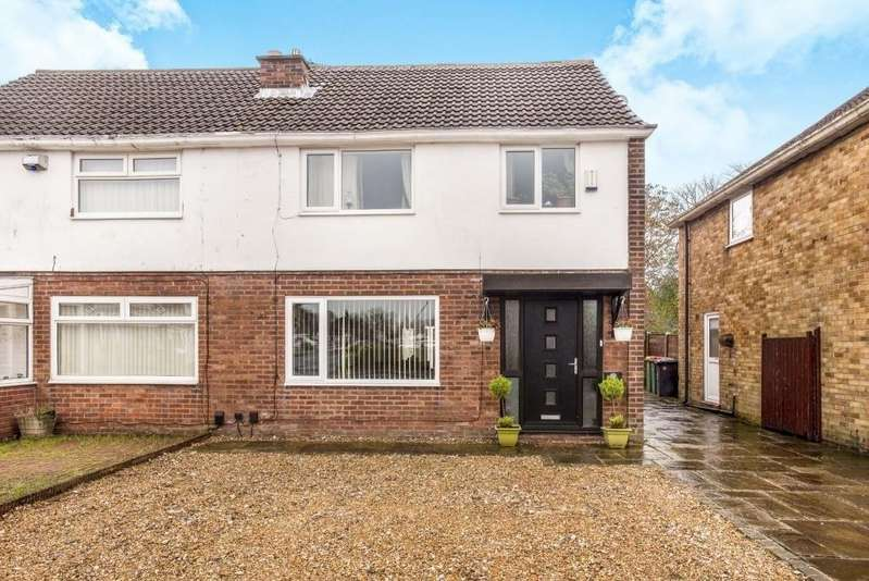 3 Bedrooms Semi Detached House for sale in Coniston Road, Fulwood