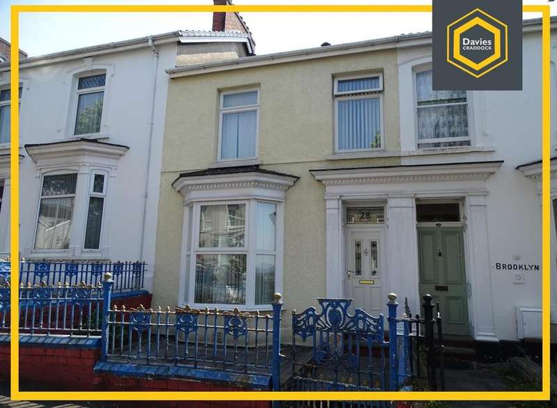 3 Bedrooms Terraced House for sale in Glevering Street, Llanelli, SA15