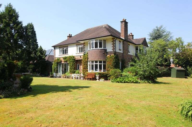 5 Bedrooms Property for sale in Woolton Hill Road, Woolton, Liverpool, L25