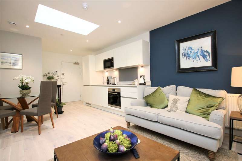 1 Bedroom Flat for sale in Garrard House, 30 Garrard Street, Reading, Berkshire, RG1