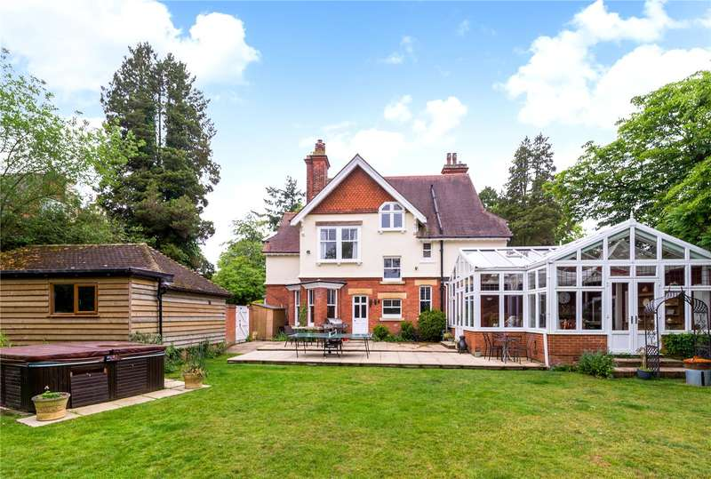 6 Bedrooms Detached House for sale in The Avenue, Crowthorne, Berkshire, RG45