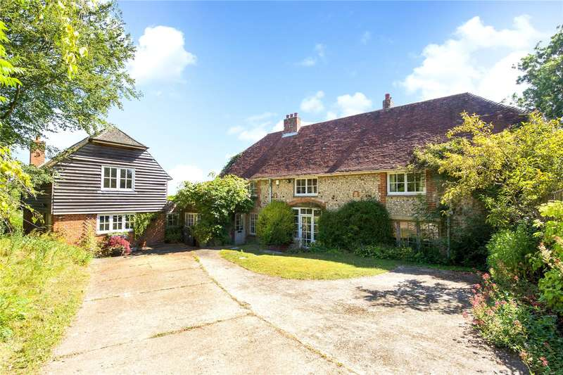 7 Bedrooms Detached House for sale in Winton Street, Alfriston, Polegate, East Sussex, BN26
