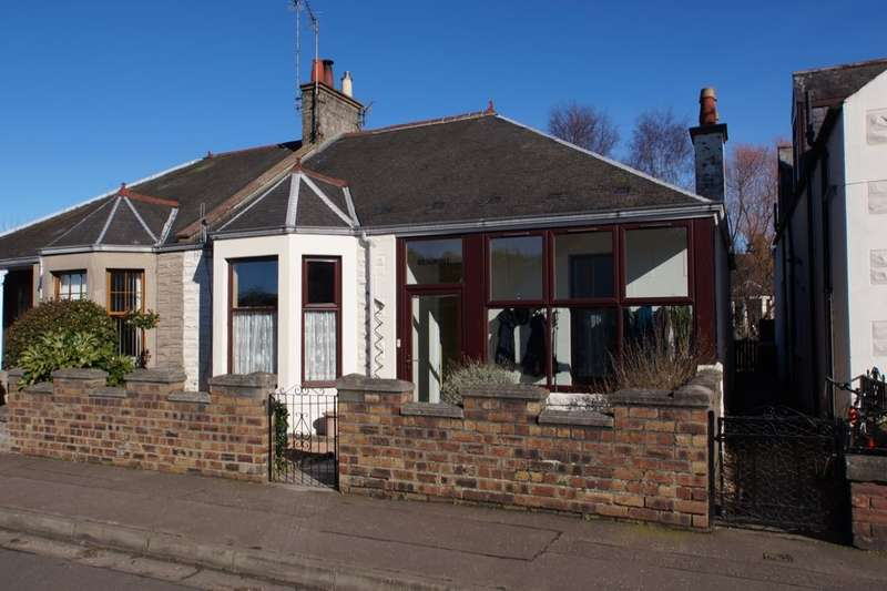 3 Bedrooms Semi Detached Bungalow for sale in Balmoral Terrace, Leven, KY8
