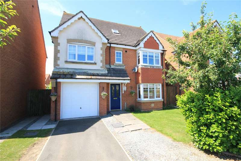 6 Bedrooms Detached House for sale in Ovington Close, Consett, County Durham, DH8
