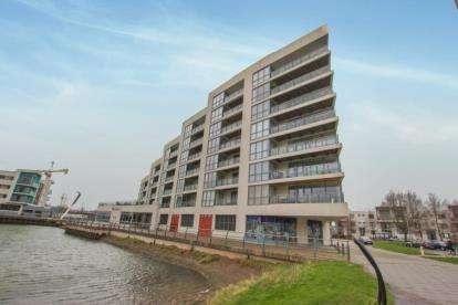 2 Bedrooms Flat for sale in Mirage, 21 Harbour Road, Bristol