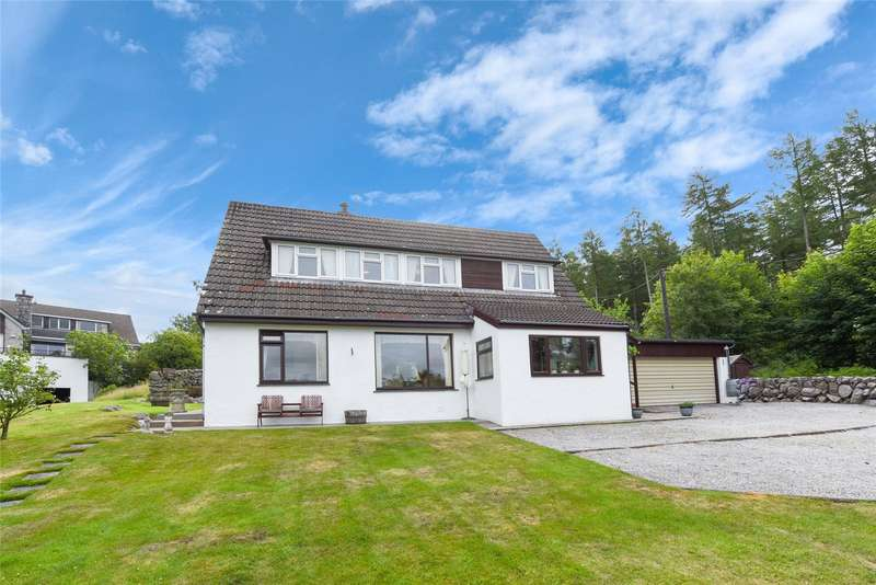 4 Bedrooms Detached House for sale in Harbinger, Pines Road, Kippford, Dalbeattie, Dumfries and Galloway, DG5