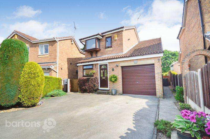 3 Bedrooms Detached House for sale in Holland Close, Rawmarsh