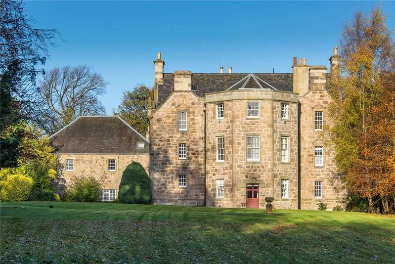9 Bedrooms Unique Property for sale in Baberton House, Juniper Green, Edinburgh, EH14