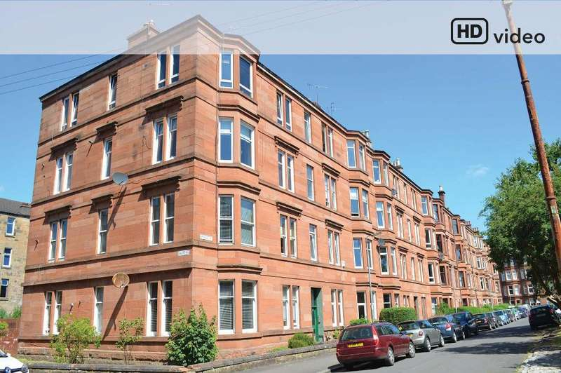 2 Bedrooms Flat for sale in Arundel Drive, Flat 1/2, Langside, Glasgow, G42 9RF