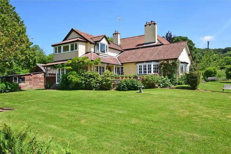 4 Bedrooms Detached House for sale in Broadhembury, Honiton, Devon