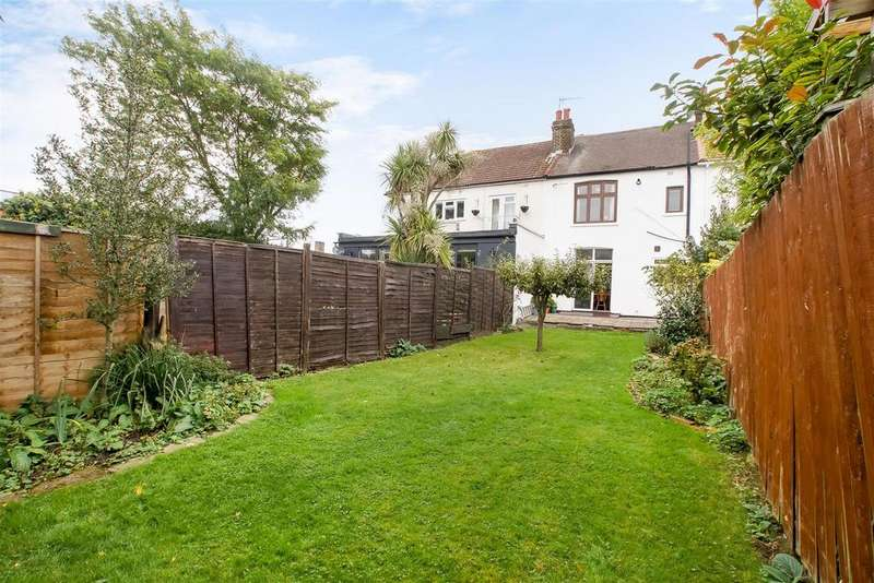 3 Bedrooms Terraced House for sale in Holland Road, Kensal Rise