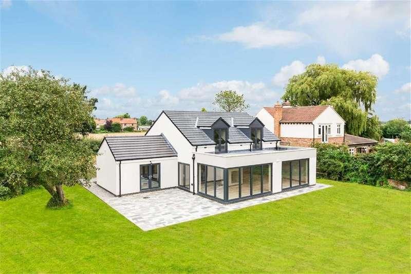5 Bedrooms Detached House for sale in Wath Lane, Ulleskelf, Tadcaster, LS24