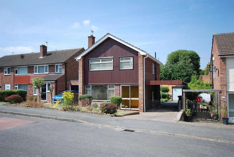 3 Bedrooms Detached House for sale in Hunters Road, Melton Mowbray