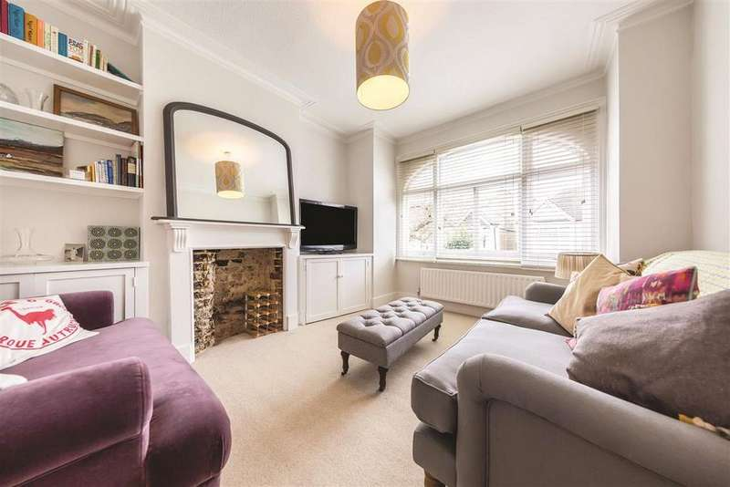 1 Bedroom Flat for sale in Durnsford Avenue, SW19