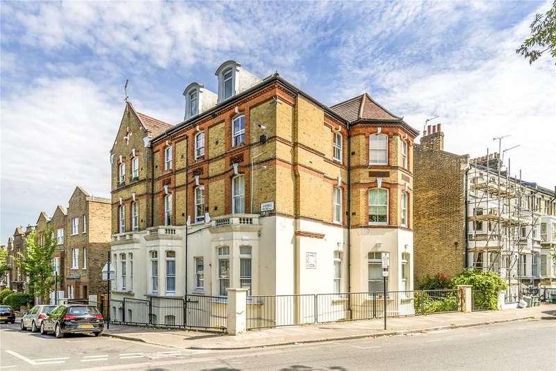 2 Bedrooms Flat for sale in Aubert Park, London, N5