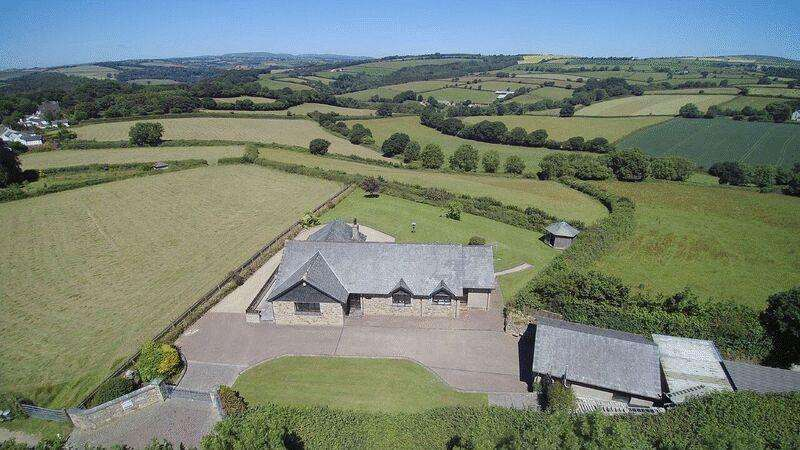 5 Bedrooms House for sale in Pillaton, Saltash