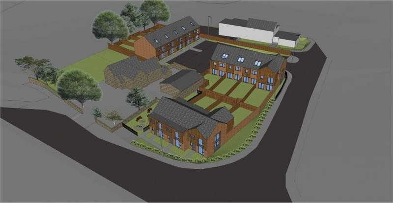 12 Bedrooms Land Commercial for sale in Plot of land, Morris Road, Newtongrange, EH22 4ST