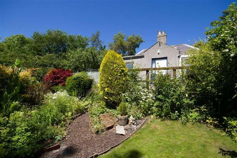 2 Bedrooms Cottage House for sale in Paradise, Coldingham, Berwickshire, TD14