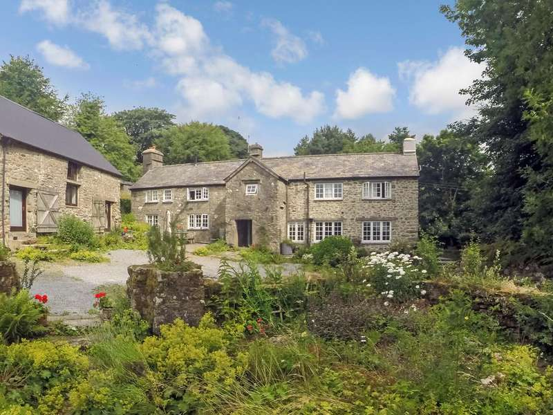5 Bedrooms Detached House for sale in Widecombe-In-The-Moor, Devon