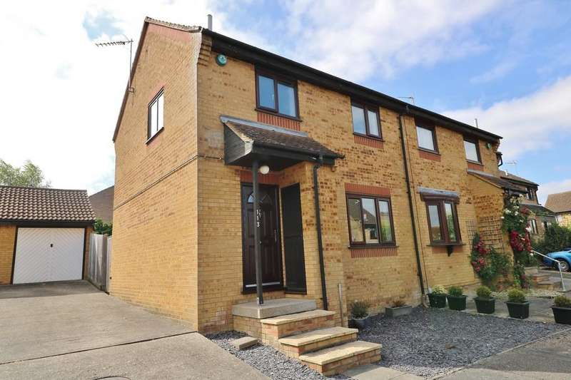 3 Bedrooms Semi Detached House for sale in The Spinney, Bar Hill