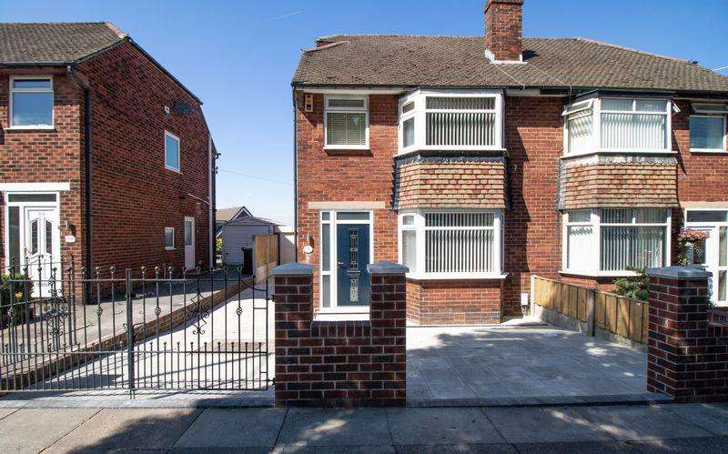 3 Bedrooms Semi Detached House for sale in Plodder Lane, Farnworth, Bolton, BL4 0JP