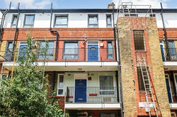3 Bedrooms Flat for sale in Weston Street, London
