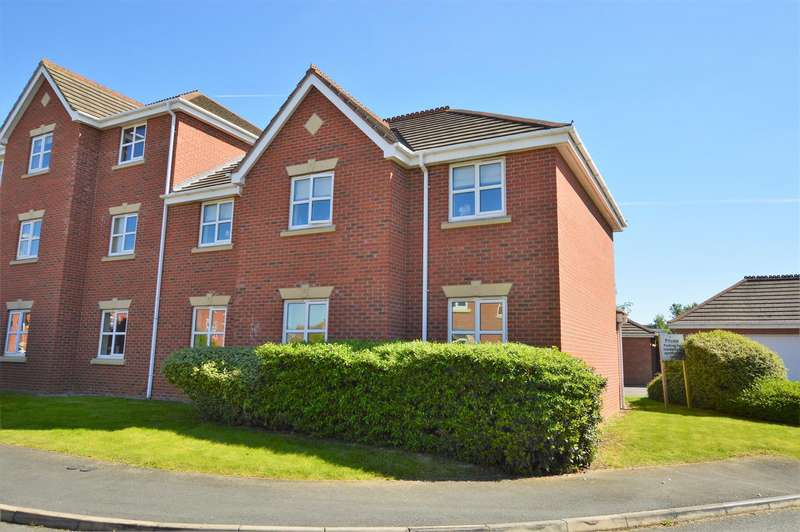 2 Bedrooms Apartment Flat for sale in Osier Fields, East Leake, Loughborough