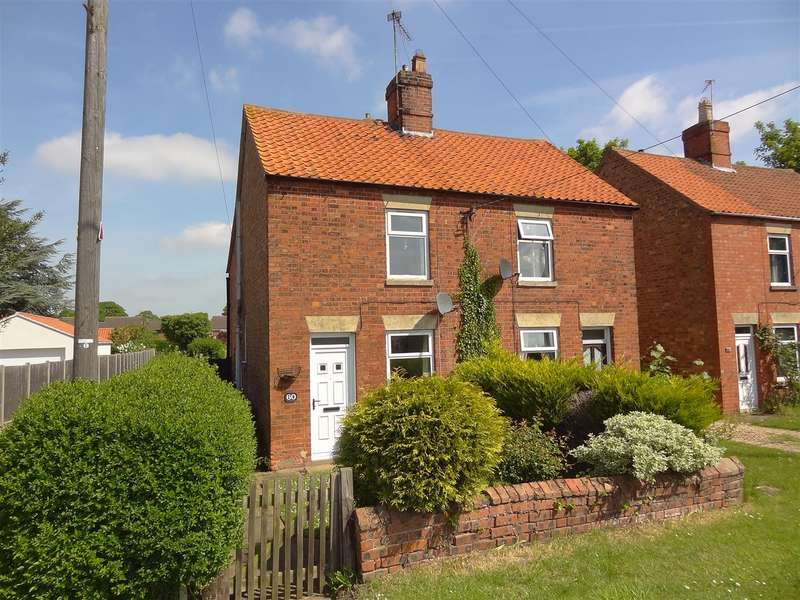 2 Bedrooms Detached House for sale in Rectory Road, Ruskington, Sleaford