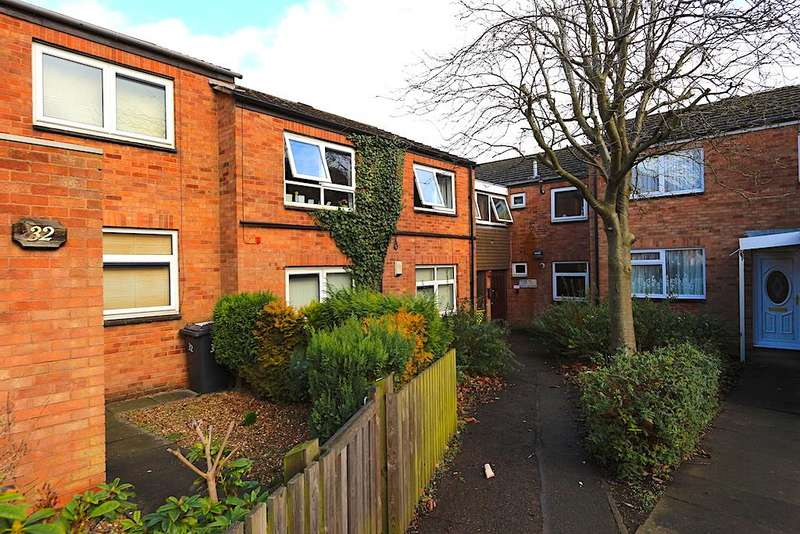 1 Bedroom Flat for sale in Herle Avenue, Leicester