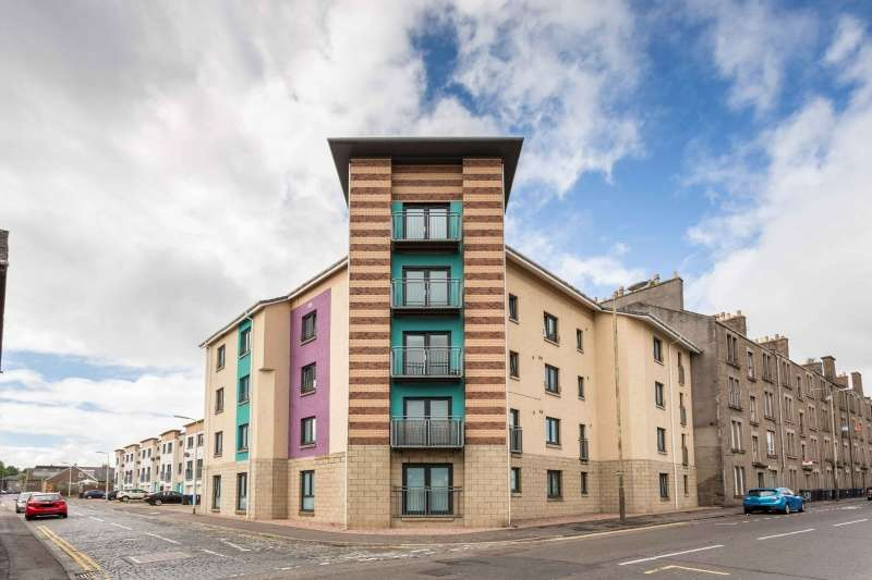 2 Bedrooms Flat for sale in Milton Street, Dundee, DD3 6QQ