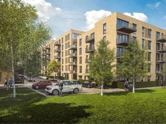 2 Bedrooms Apartment Flat for sale in William Booth Road, London