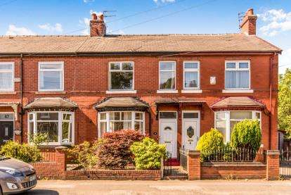 3 Bedrooms End Of Terrace House for sale in Beaufort Road, Ashton-Under-Lyne, Greater Manchester