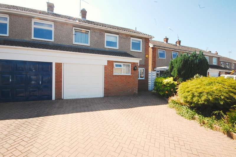 3 Bedrooms Semi Detached House for sale in Aldeburgh Way, Old Springfield, Chelmsford, CM1