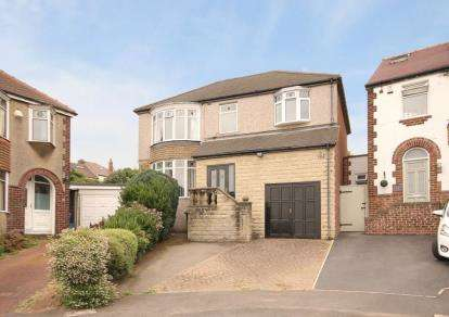 4 Bedrooms Detached House for sale in Oliver Road, Sheffield, South Yorkshire