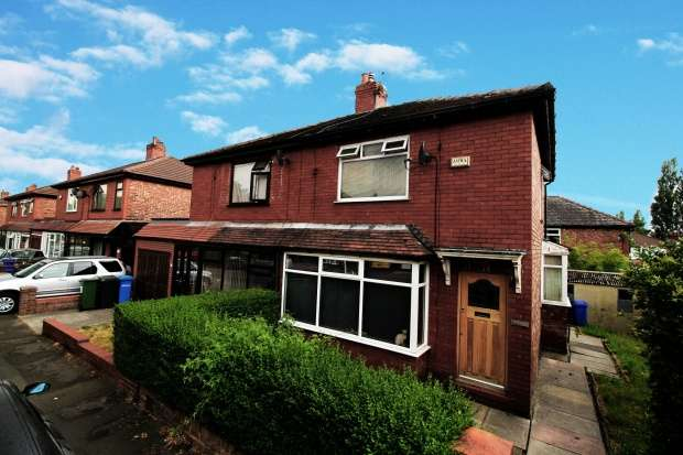 2 Bedrooms Semi Detached House for sale in Wilshaw Grove, Ashton-Under-Lyne, Lancashire, OL7 9QT