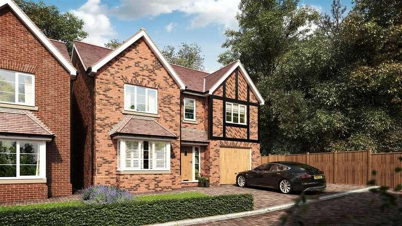 4 Bedrooms Detached House for sale in Kilbourne Road, Belper