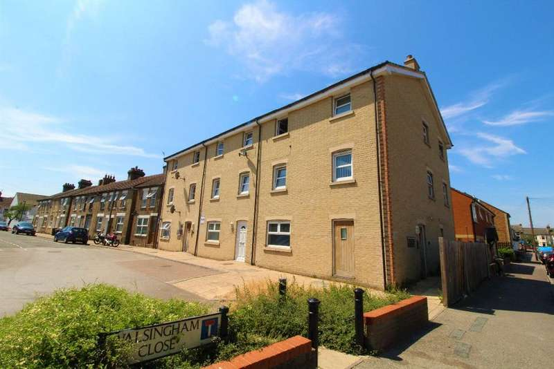 2 Bedrooms Apartment Flat for sale in Walsingham close, Bedford, MK42