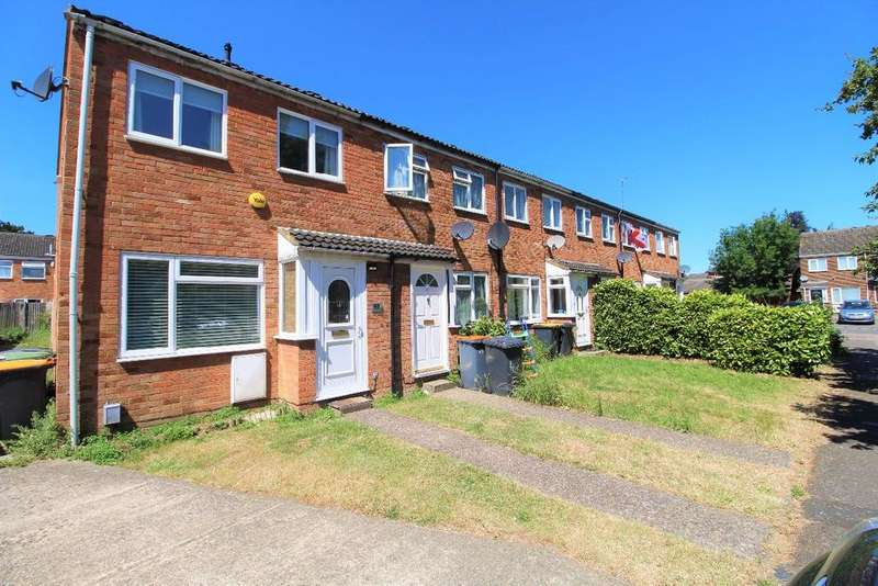 2 Bedrooms End Of Terrace House for sale in Northdale Close, Kempston, MK42