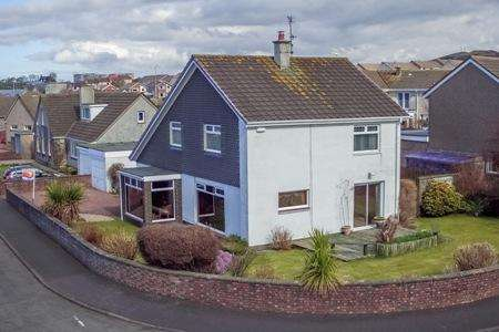5 Bedrooms Detached House for sale in 29 Ainslie Road, Girvan KA26