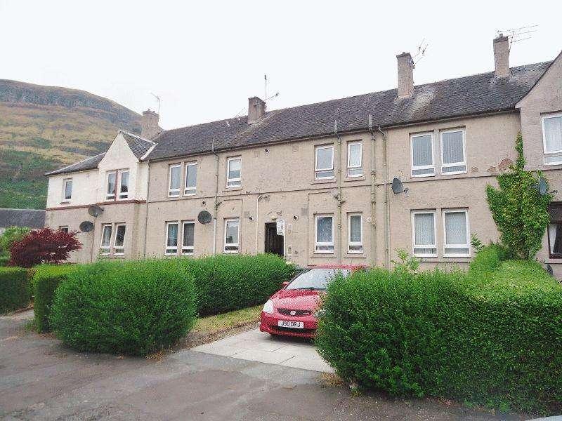 2 Bedrooms Apartment Flat for sale in Coblecrook Gardens, Alva