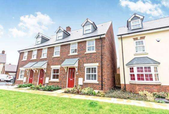 3 Bedrooms Semi Detached House for sale in Avocet Road, Wixams, Bedfordshire, MK42 6DL