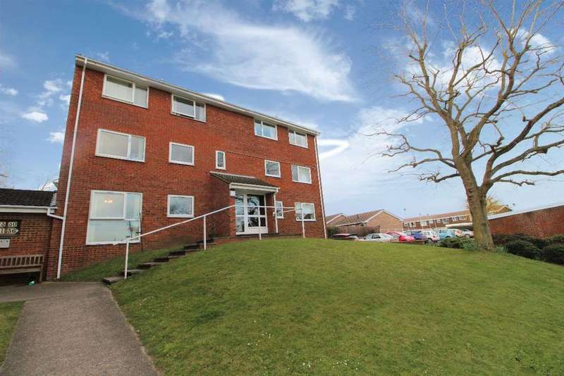 2 Bedrooms Flat for sale in Katherine Court, Ampthill MK45 2LT