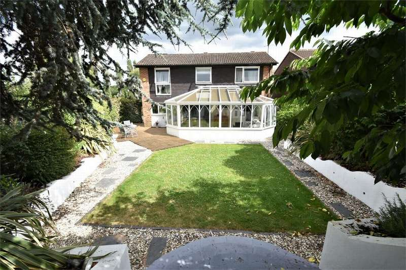 4 Bedrooms Detached House for sale in Cavendish Meads, SUNNINGHILL, Ascot, Berkshire