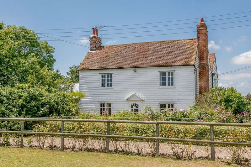 5 Bedrooms Farm House Character Property for sale in Tillingham, Southminster, Essex, CM0